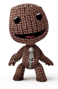 Sackboy (perso de Little Big Planet)