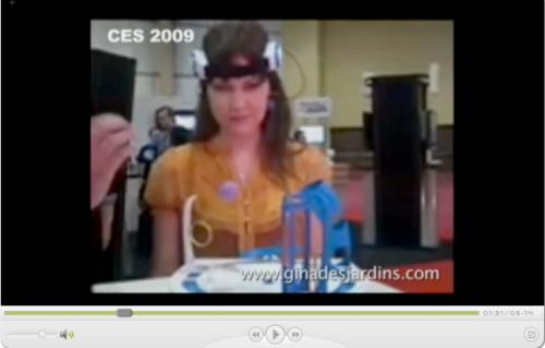 C.E.S. 2009 - Ce qu'il y avait de hot cette année au C.E.S. de Las Vegas (partie 2)