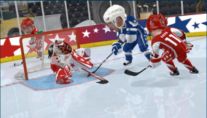 3 on 3 NHL Arcade d'EA Sports