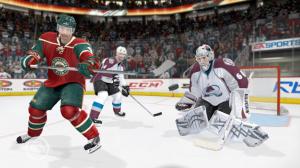NHL 09 d'EA Sports