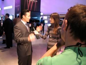 En entrevue avec Frank Lee de LG Canada