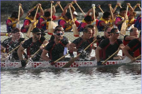 Photo provenant du site web de Montreal Dragon Boat Festival